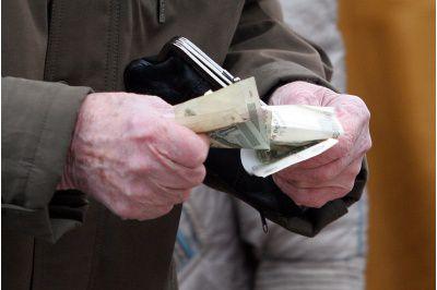 Минэкономразвития спрогнозировало сокращение пенсий в течение ближайших трех лет